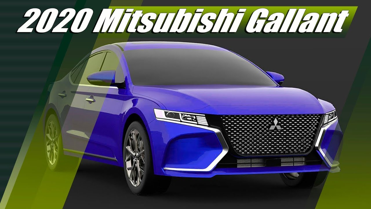 49 The 2020 Mitsubishi Galant Price Design and Review
