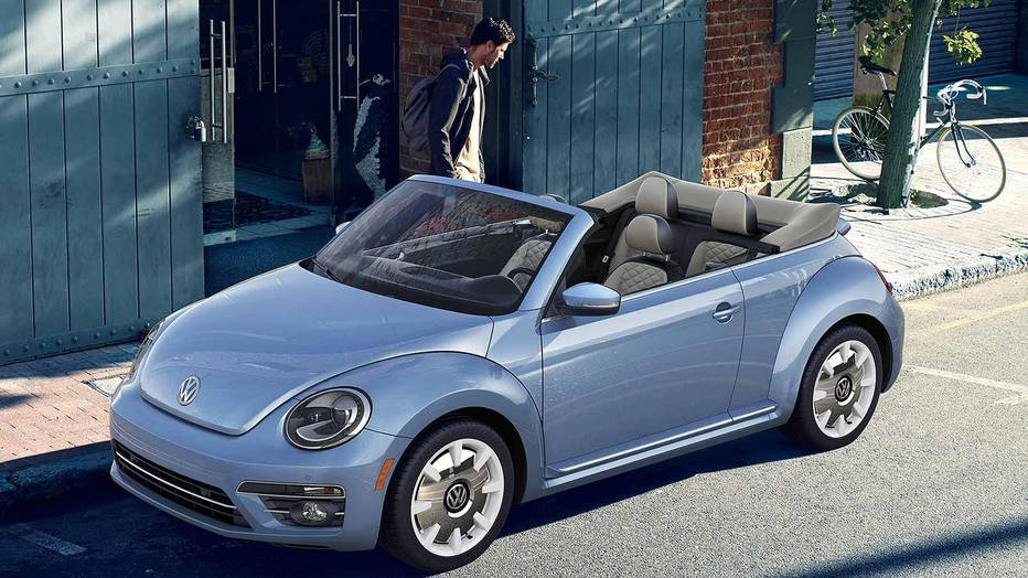 49 The 2020 Volkswagen Beetle Convertible Exterior and Interior