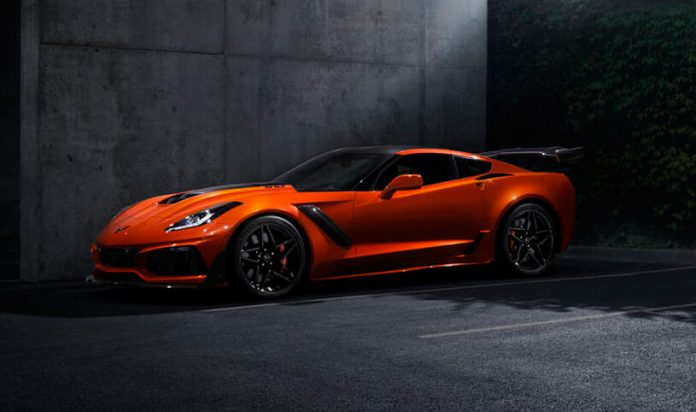 49 The Best 2019 Chevrolet Corvette Zora Zr1 Pricing