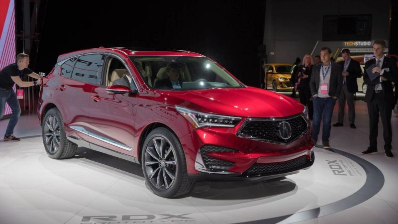 49 The Best 2020 Acura MDX Configurations