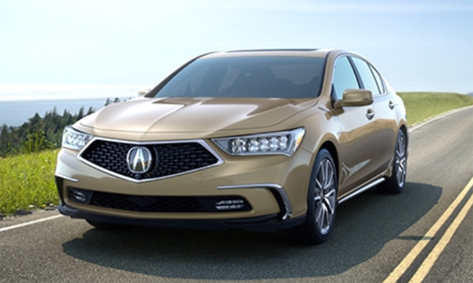 49 The Best 2020 Acura RLX Performance