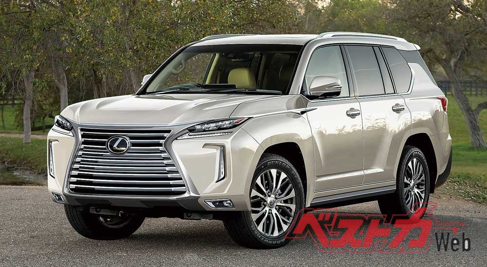 49 The Best 2020 Lexus LX 570 Release Date and Concept