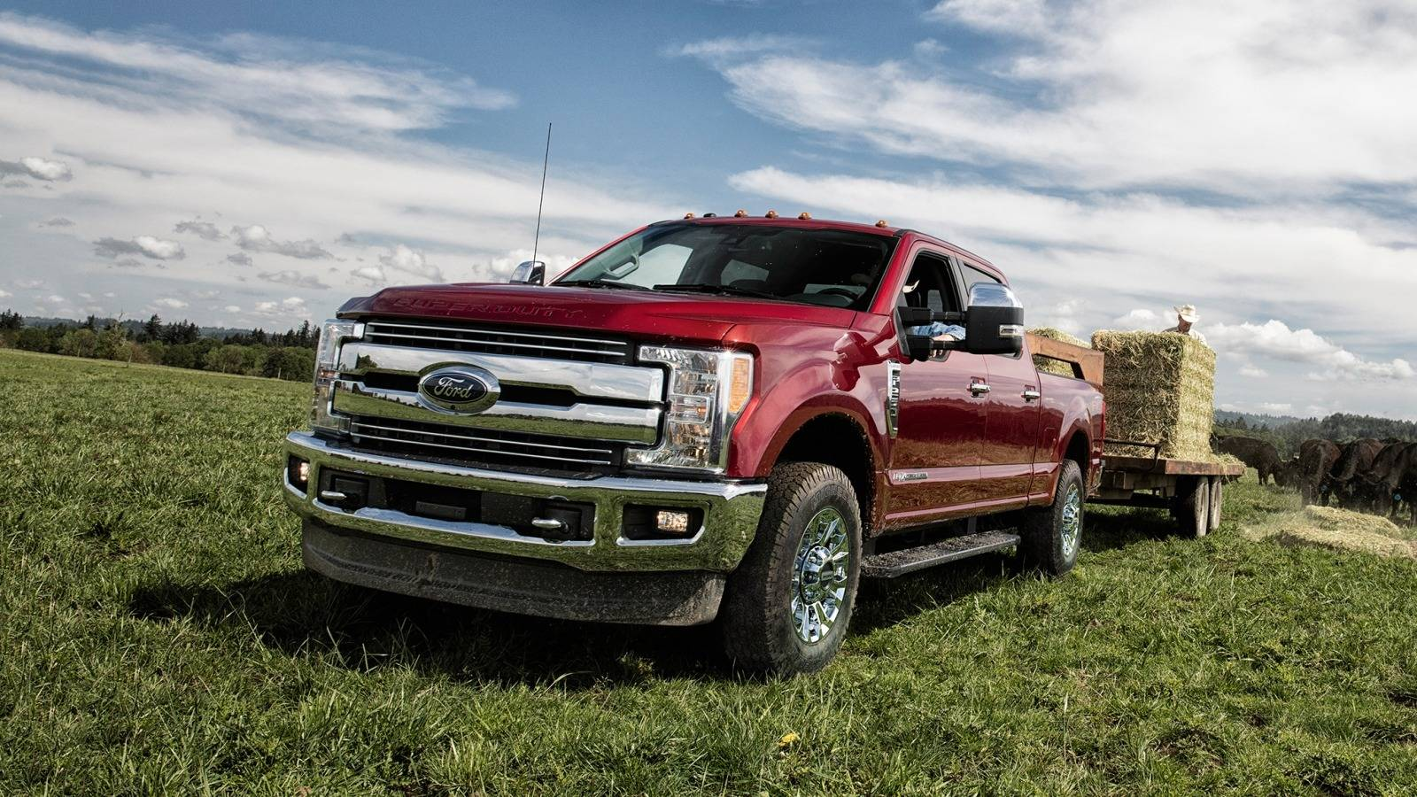 50 A 2019 Ford F 250 Model