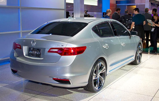 50 A 2020 Acura ILX Price and Review