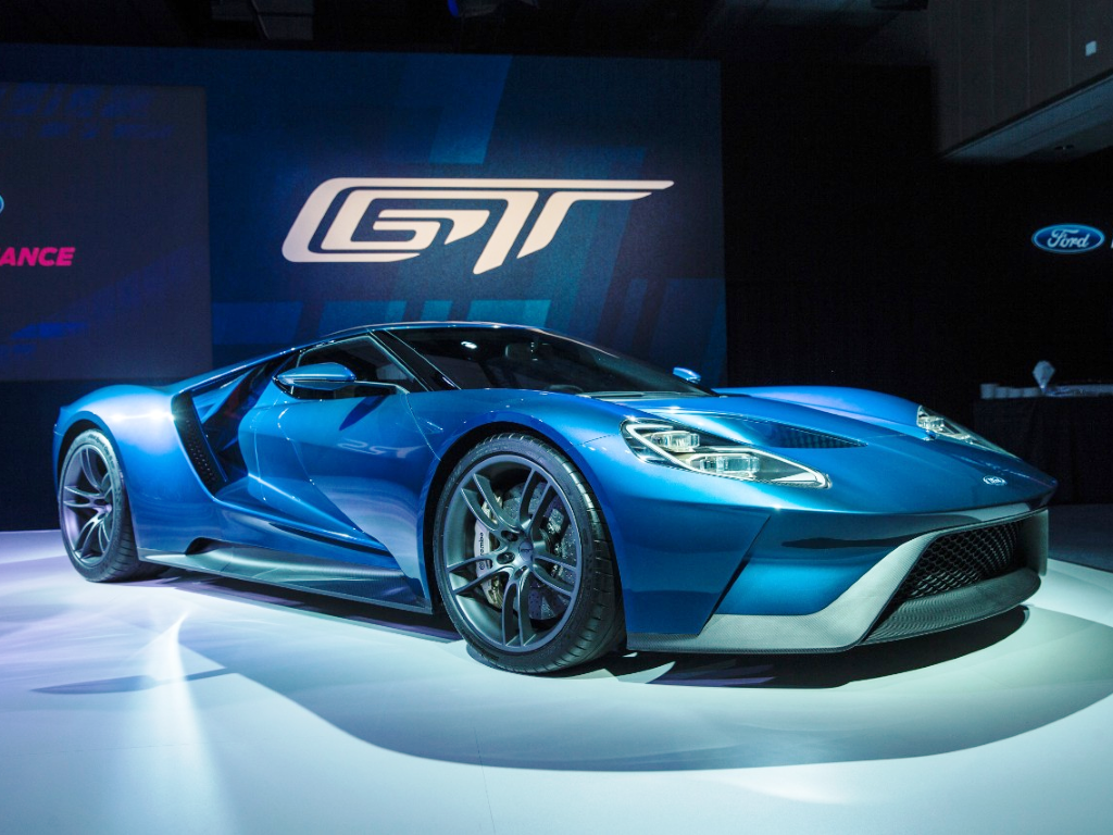 50 A 2020 Ford GT40 Release Date