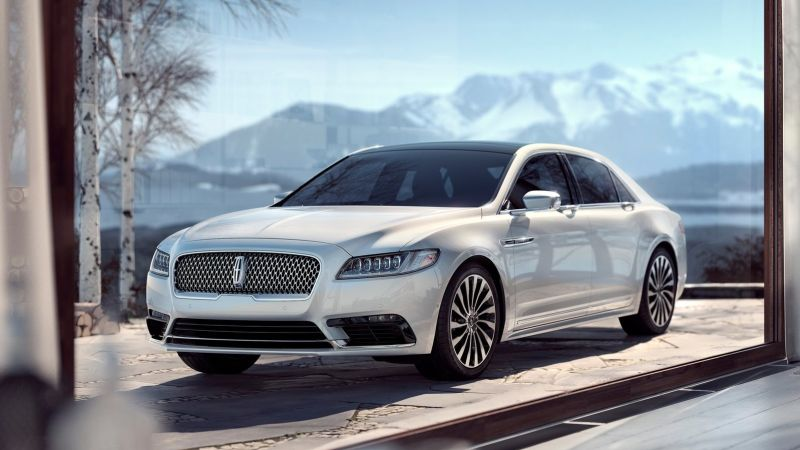 50 A 2020 Lincoln Continental Specs