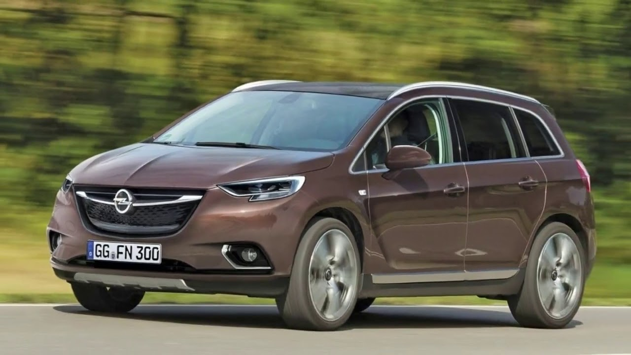 50 A 2020 Opel Antara Review and Release date