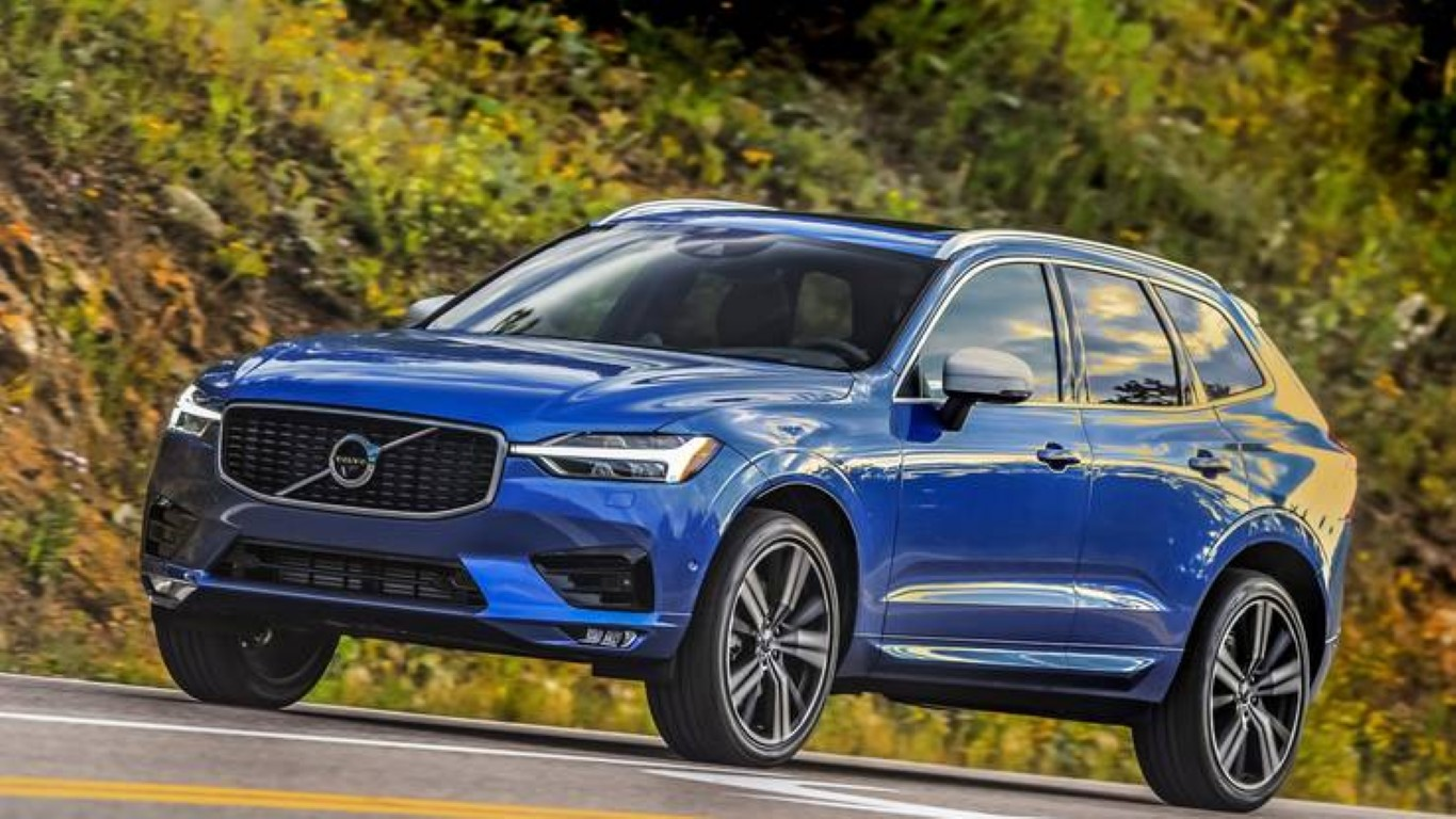50 A 2020 Volvo XC60 Reviews