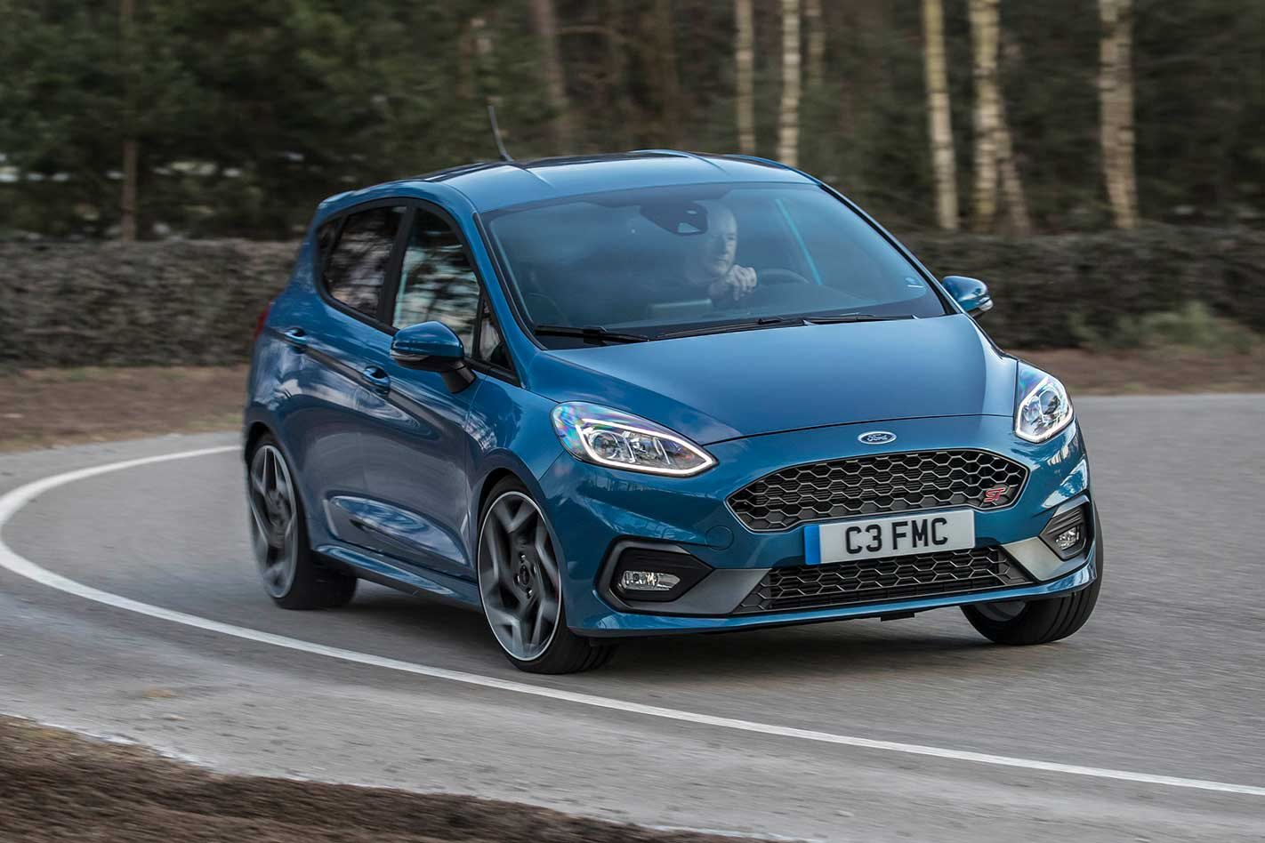 50 All New 2019 Fiesta St History