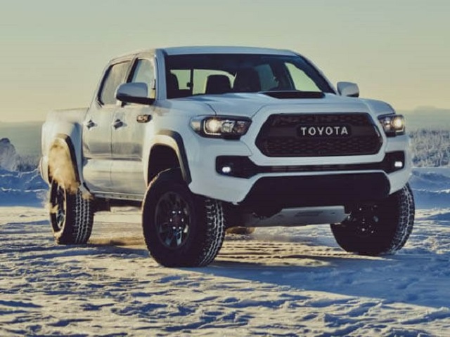 50 All New 2019 Toyota Tacoma Diesel Wallpaper