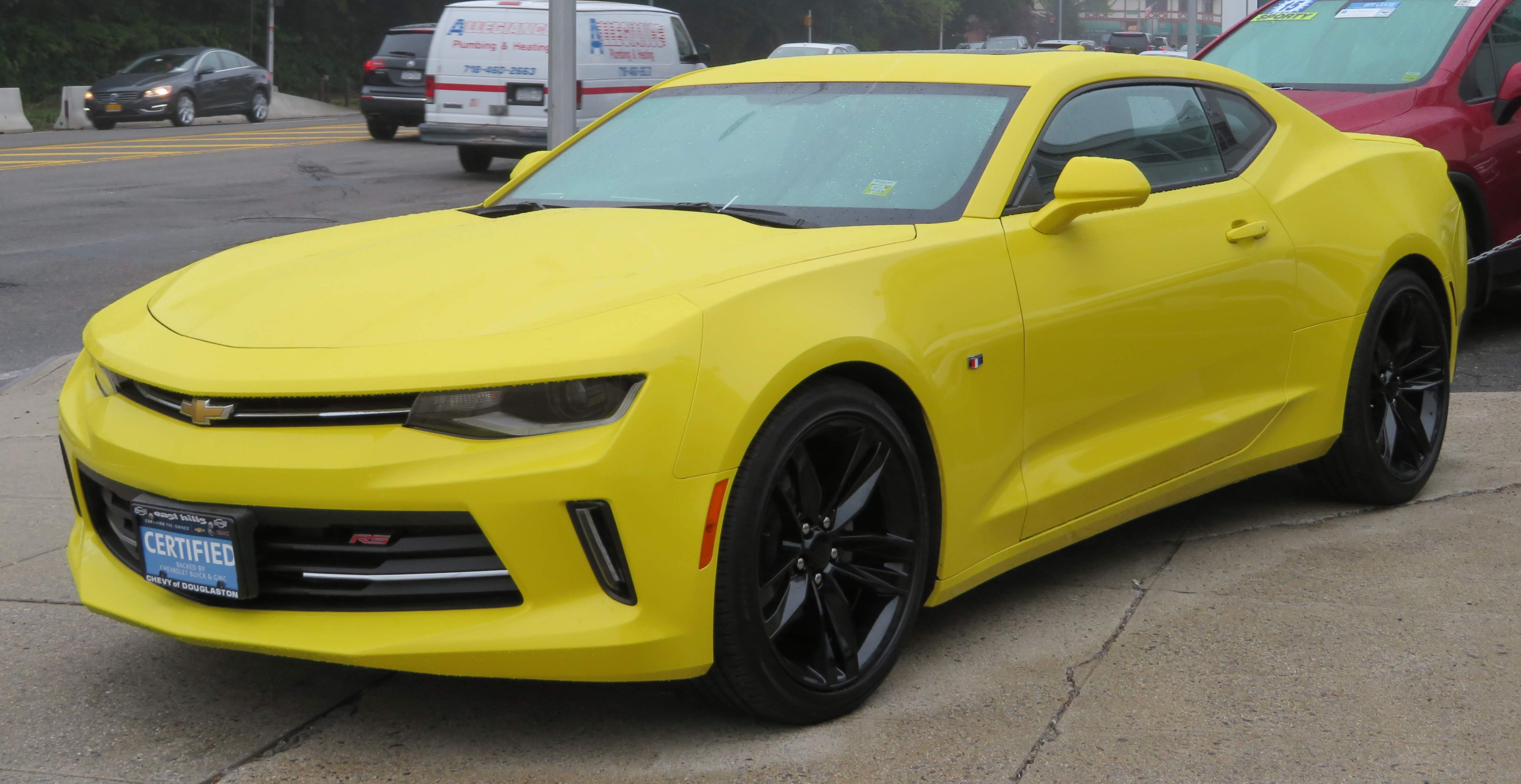 50 All New 2020 Chevy Camaro Competition Arrival Release Date