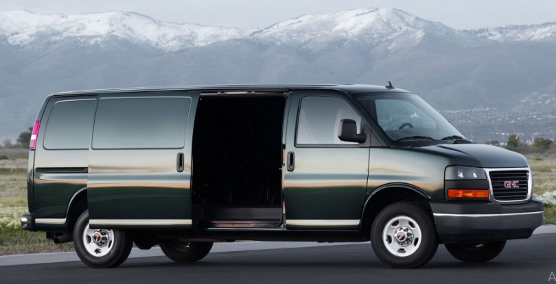 50 All New 2020 GMC Savana Redesign and Review