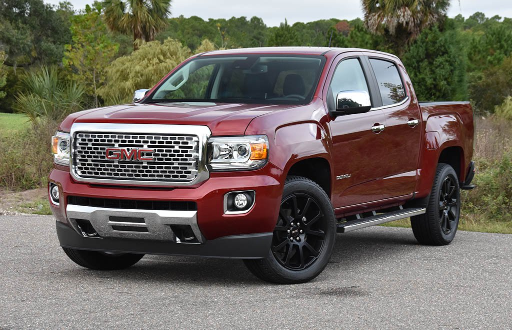 50 Best 2019 GMC Canyon Denali Pricing