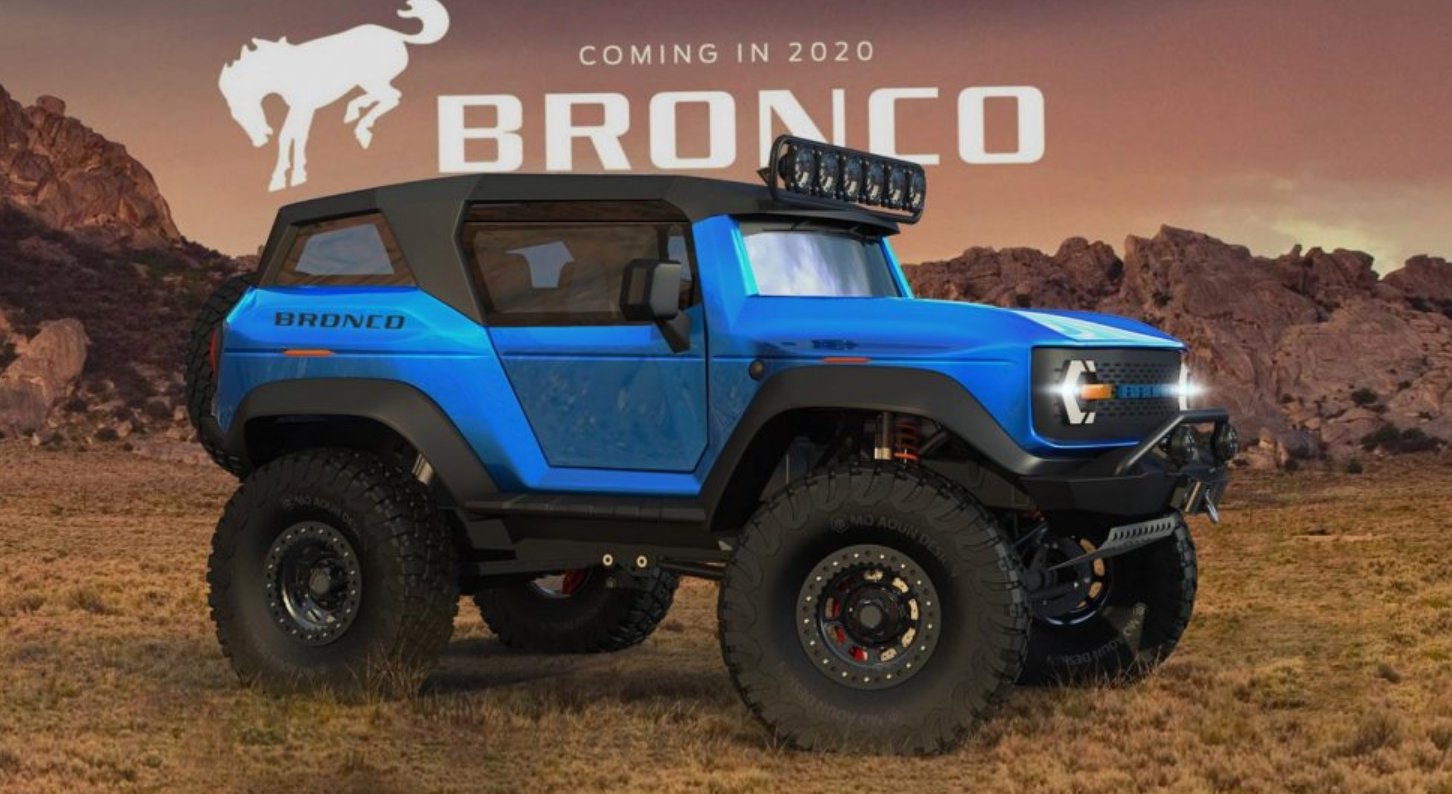 50 Best 2020 Ford Svt Bronco Raptor Specs