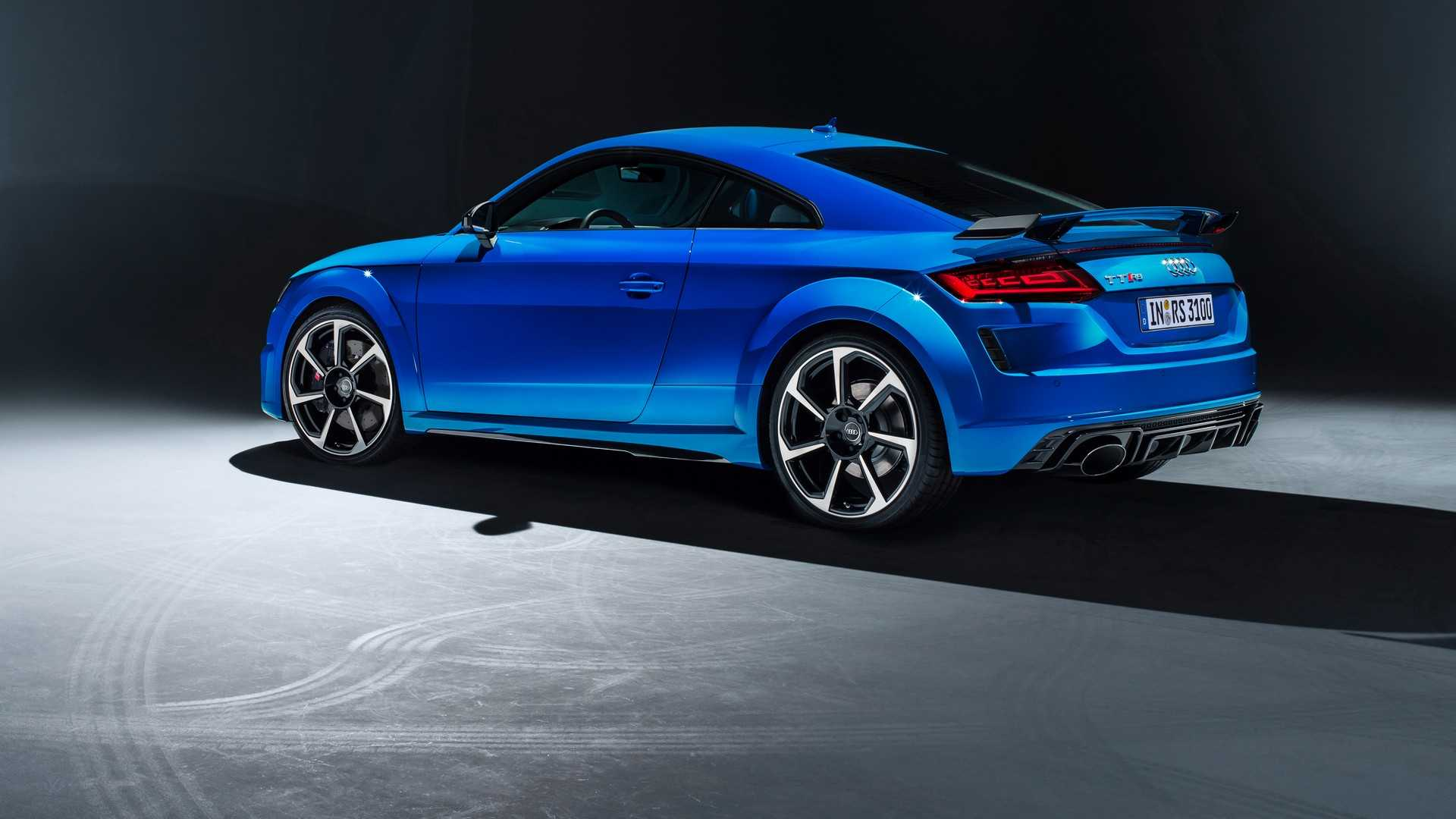 50 New 2019 Audi Tt Rs Prices