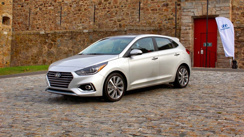 50 New 2019 Hyundai Accent Hatchback Wallpaper