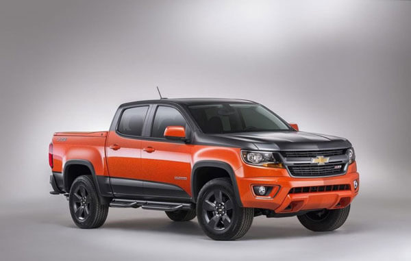 50 New 2020 Chevy Colorado Photos