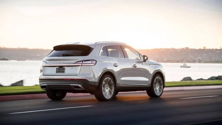 50 New 2020 Lincoln Mkx At Beijing Motor Show Model