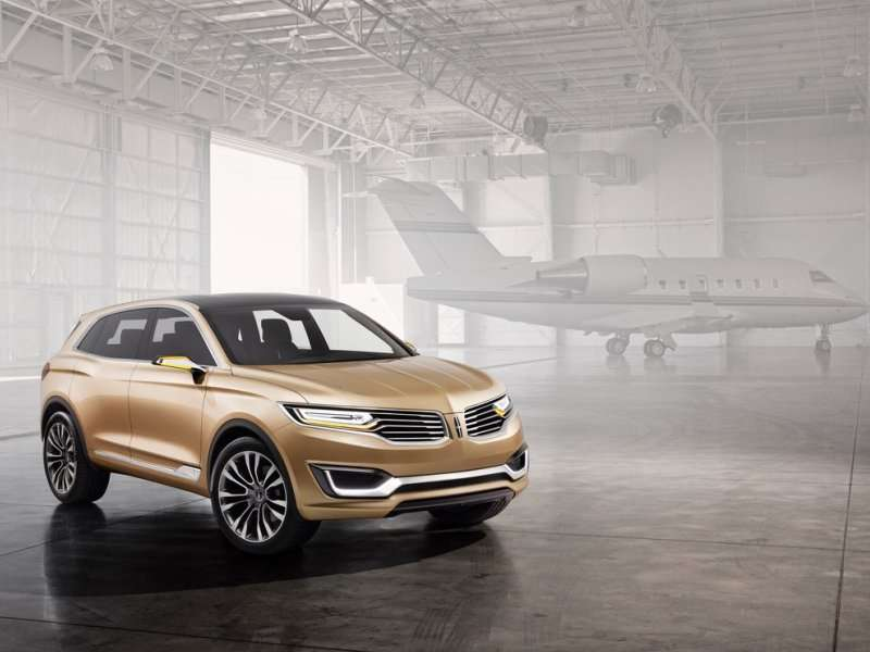 50 New 2020 Lincoln Mkx At Beijing Motor Show Picture