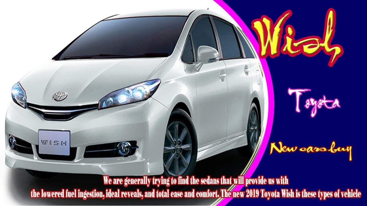 50 New 2020 New Toyota Wish Configurations