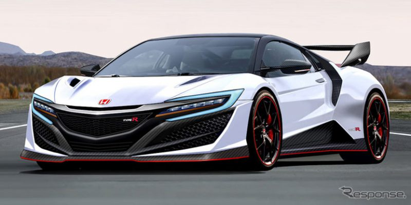 50 The 2020 Acura Nsx Type R First Drive