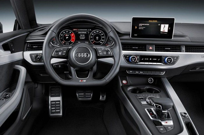 50 The 2020 Audi Rs5 Cabriolet Interior