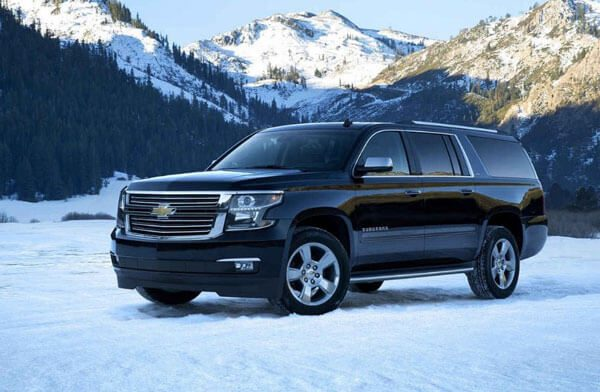 50 The 2020 Chevy Suburban Concept