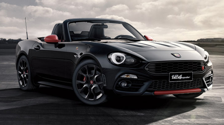 50 The 2020 Fiat Spider Model