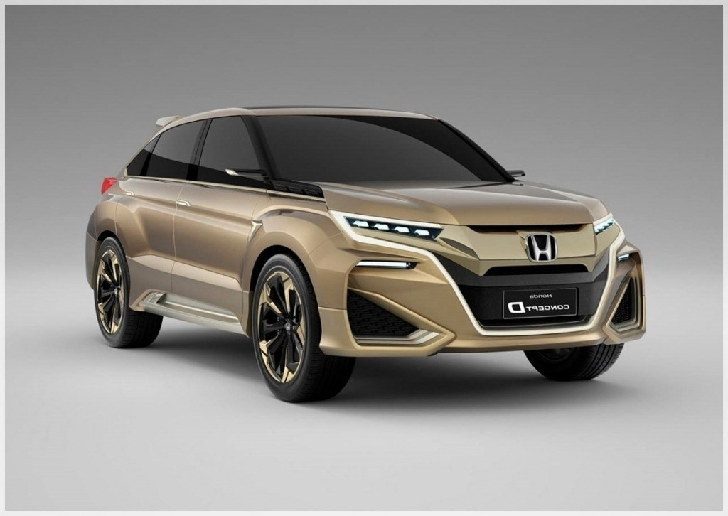 50 The 2020 Honda Crosstour Rumors