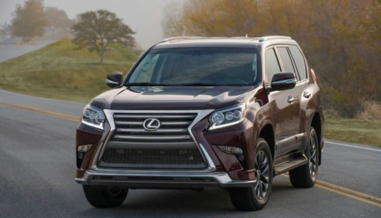 50 The 2020 Lexus GX 460 New Model and Performance