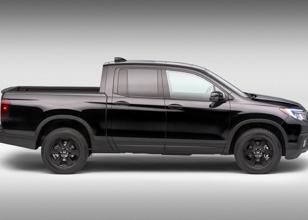 50 The Best 2020 Honda Ridgeline Pickup Truck Concept