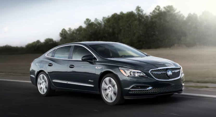 51 A 2019 Buick Lesabre Review and Release date