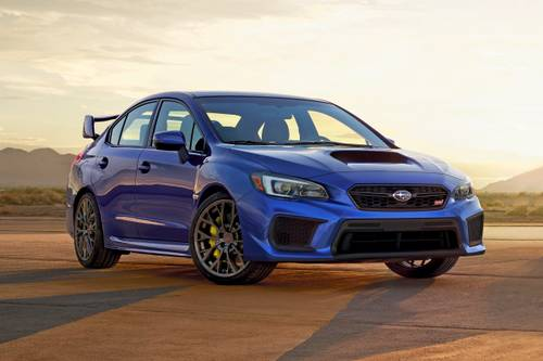 51 A 2019 Subaru Wrx New Review