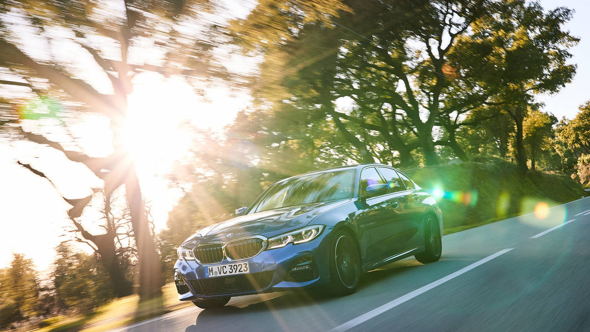 51 A 2020 BMW 3 Series Brings New Concept