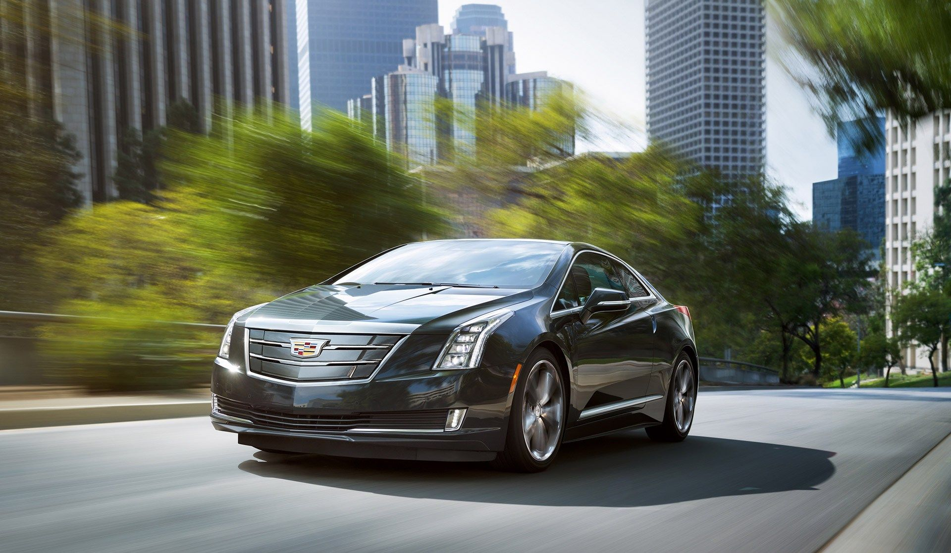 51 A 2020 Cadillac ELR Wallpaper