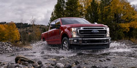 51 A 2020 Ford F250 Redesign and Concept