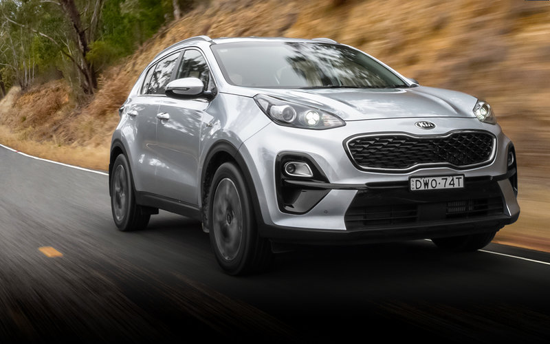 51 All New 2019 Kia Sportage Review Exterior