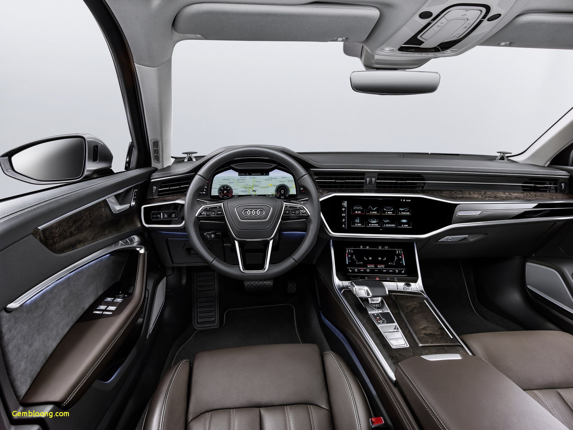 51 All New 2020 Chevy Impala Ss Ltz Interior