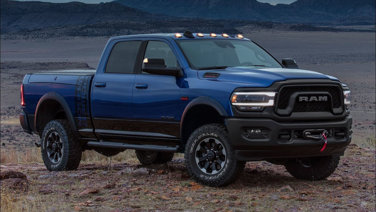 51 All New 2020 Dodge Power Wagon Specs and Review
