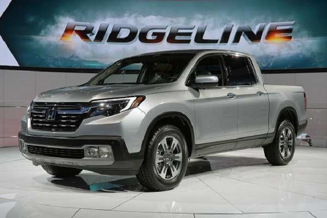 51 All New 2020 Honda Ridgeline Pickup Truck Photos