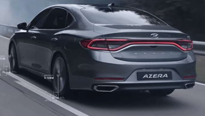 51 All New 2020 Hyundai Azera New Concept