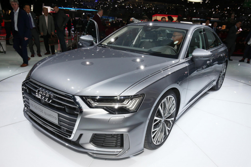 51 All New 2020 The Audi A6 New Concept