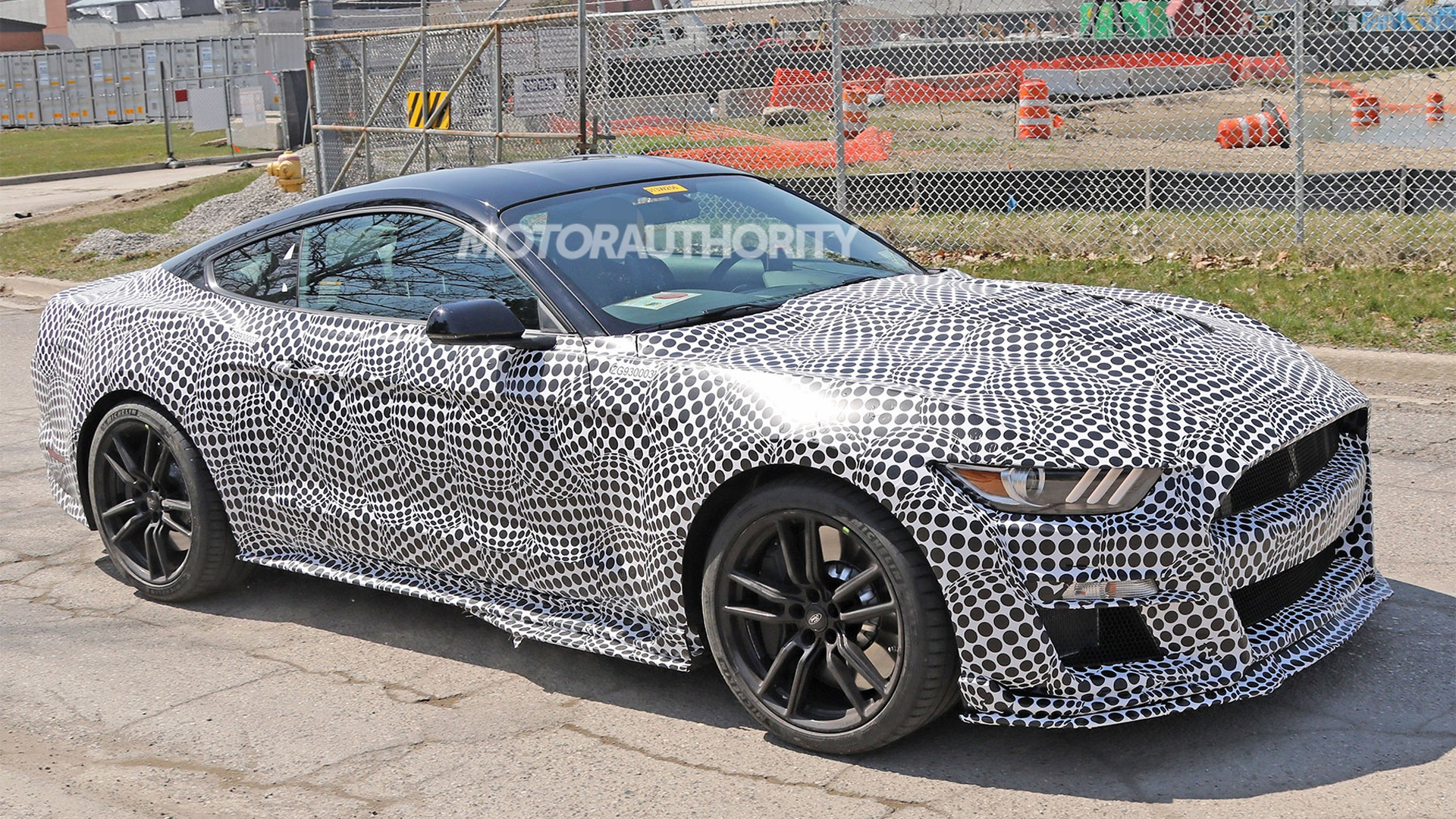 51 All New Spy Shots Ford Mustang Svt Gt 500 Review