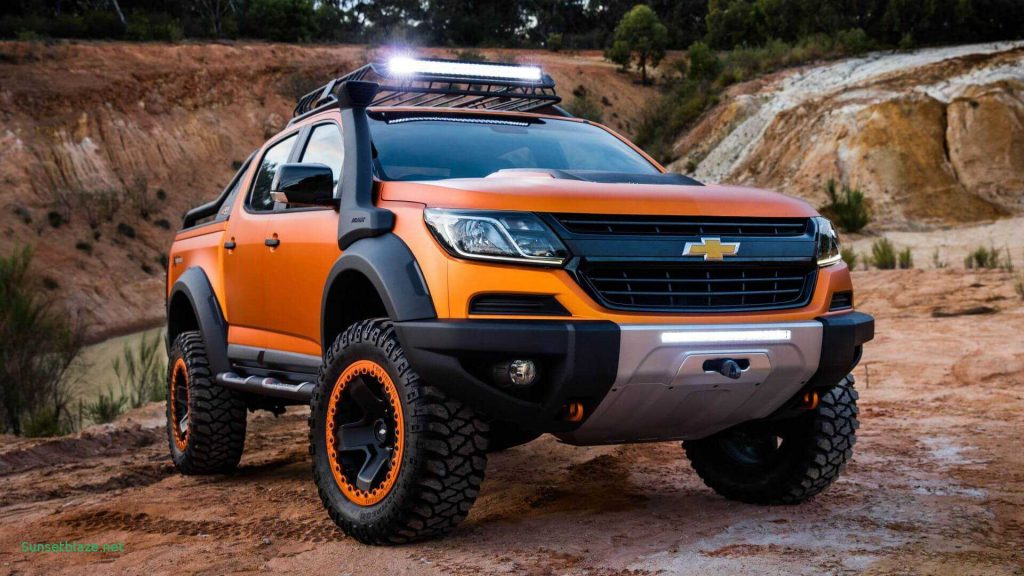 51 Best 2019 Chevy Colorado Going Launched Soon Price Design and Review