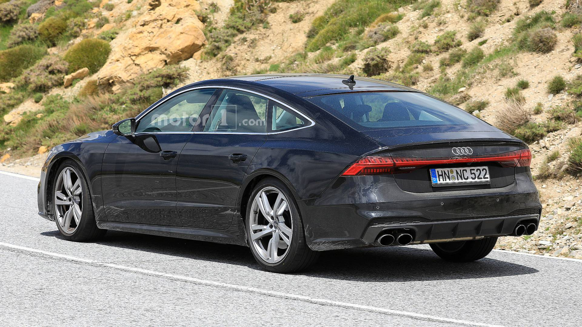 51 Best 2020 All Audi A7 Wallpaper