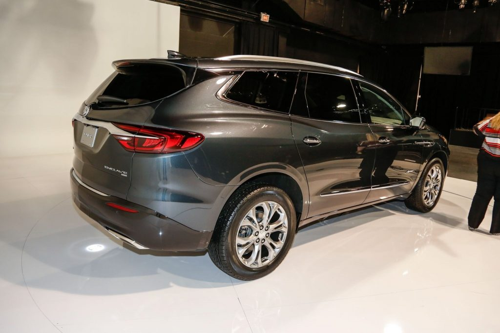 51 Best 2020 Buick Enclave Spy Photos Price and Release date