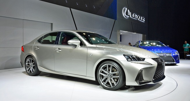 51 Best 2020 Lexus IS350 Photos