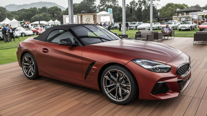 51 New 2019 BMW Z4 Roadster Concept and Review