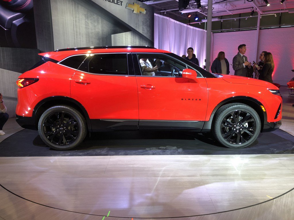 51 New 2019 Chevy Trailblazer Ss Review and Release date