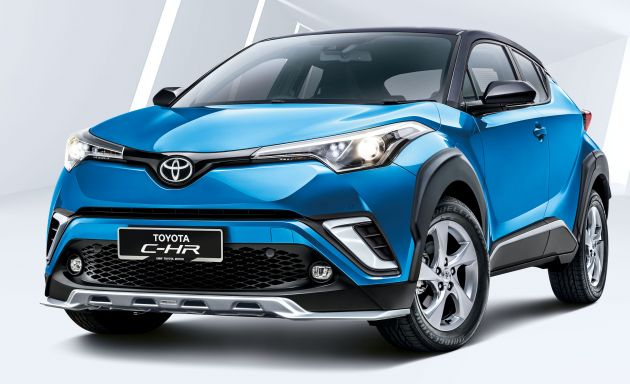 51 New 2019 Toyota C Hr Compact Price and Review